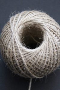 a string rope