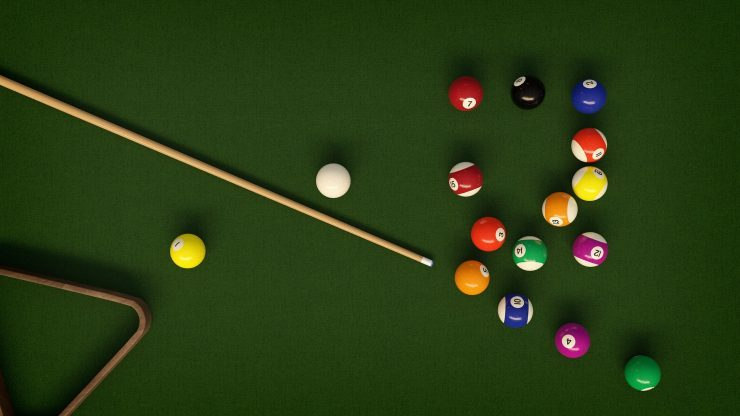 pool table movers California will take good care of your pool table and balls