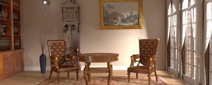 a royal furniture