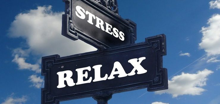 movers Carmel CA - the stress relax sign