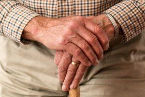 a senior citizen before Retiring in Monterey