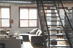 Moving from a house to an apartment - image of apartment