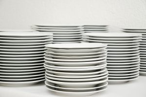 pilled dishes