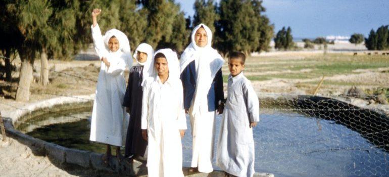 Children in Kuwait